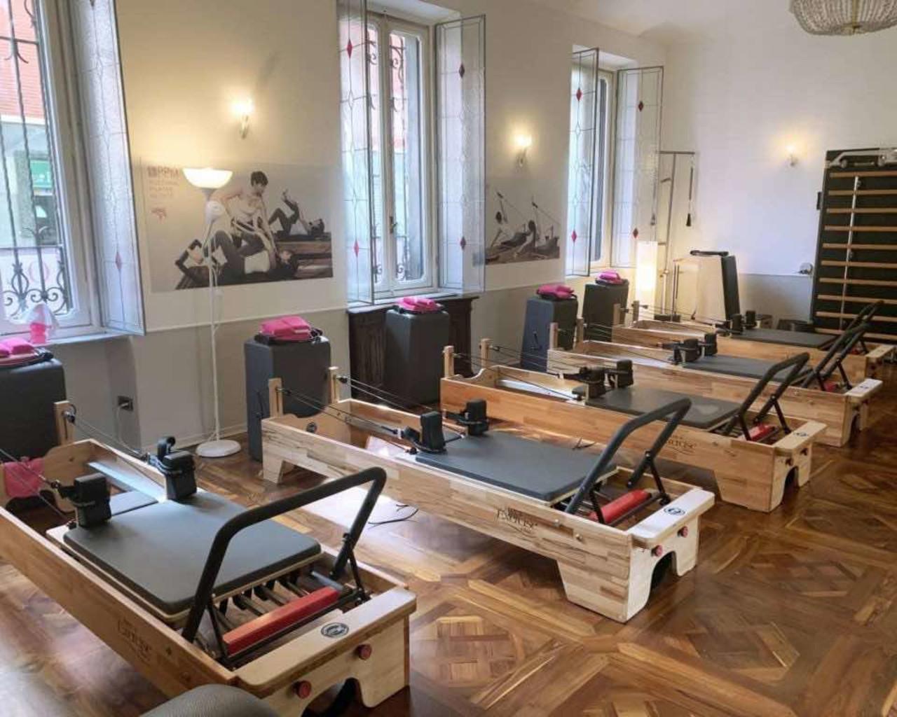 Yoga Pilates PPM Crocetta
