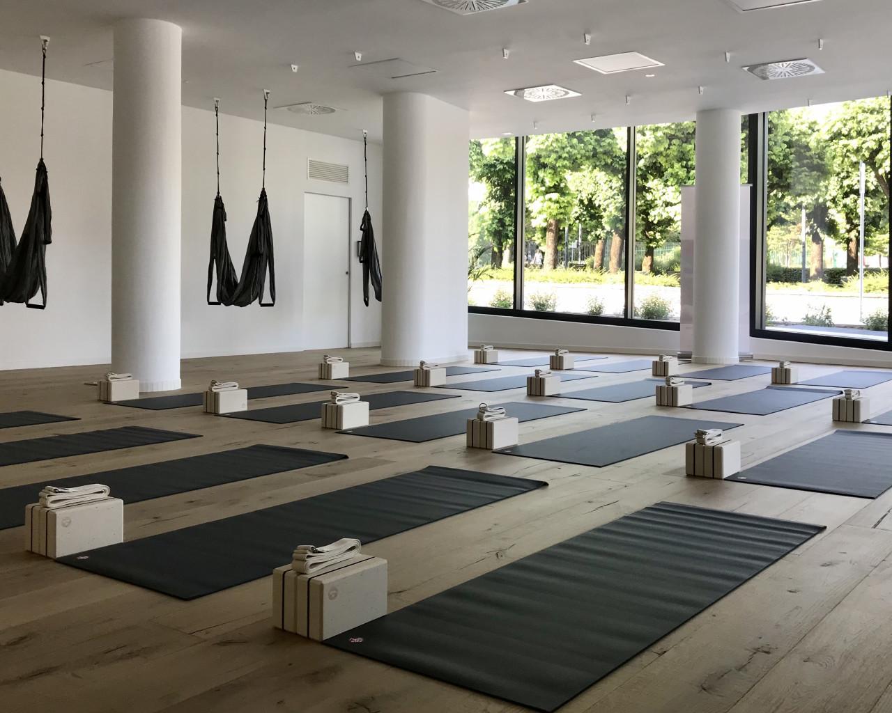 Yoga Space Bergamo Sala Eco