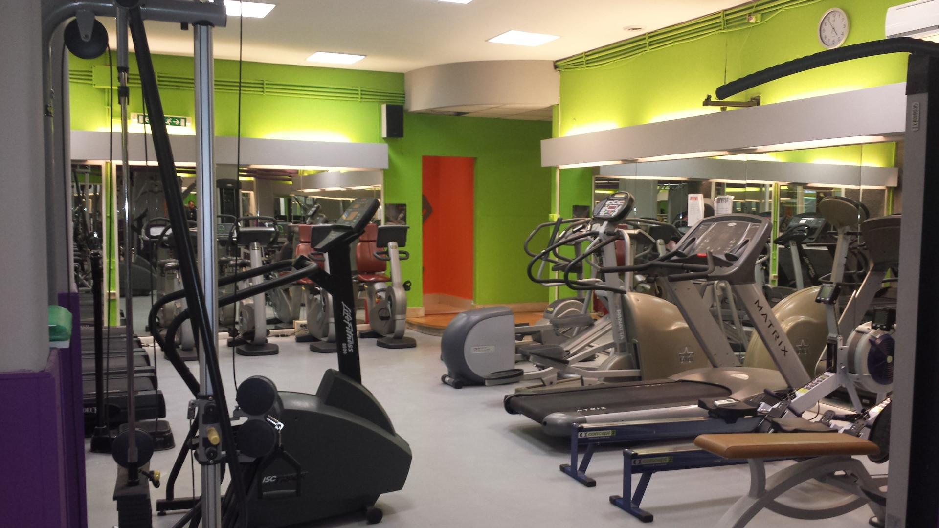Crunch Fitness Club Roma