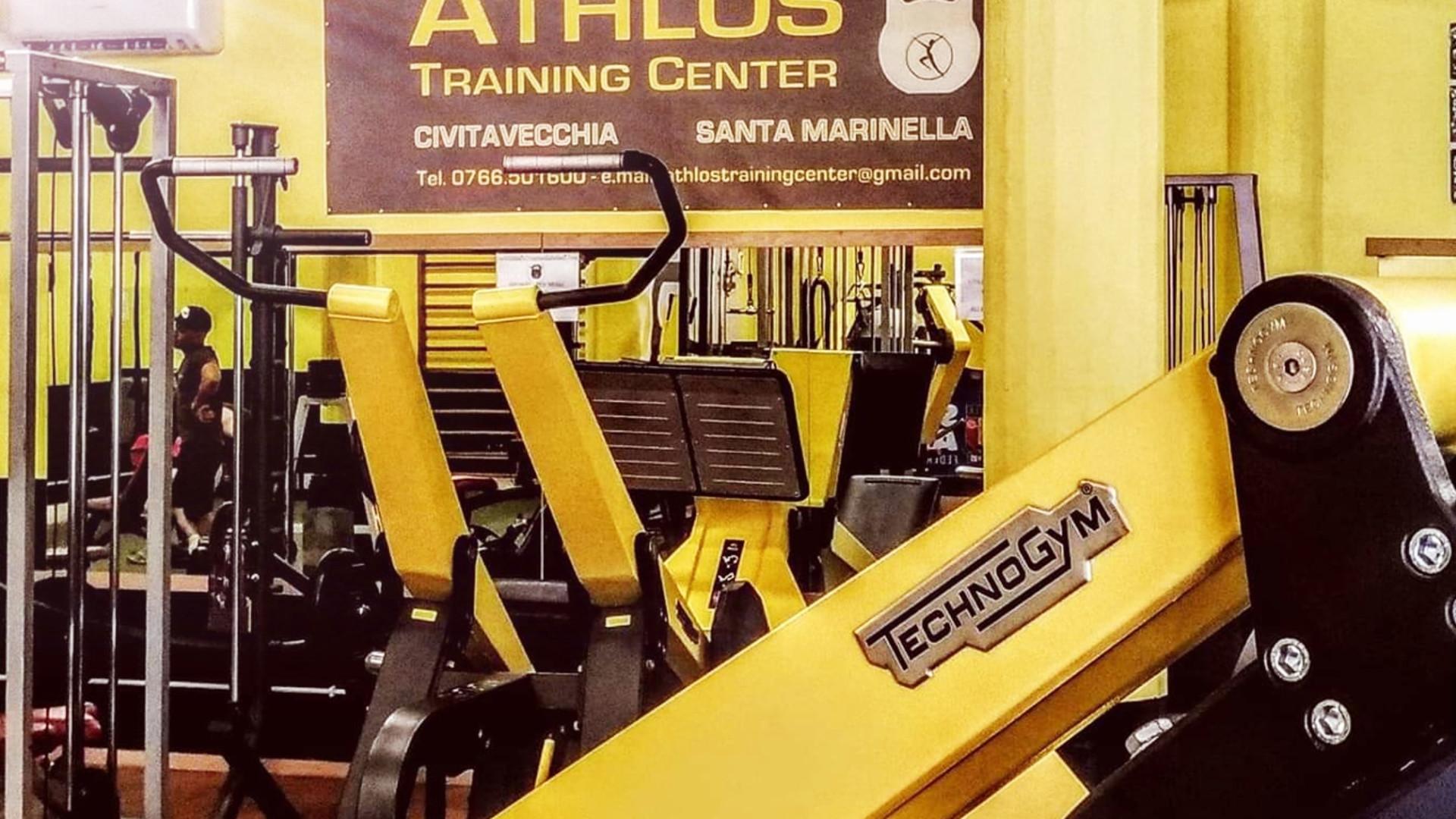 Athlos Training Center Capolinaro Santa Marinella