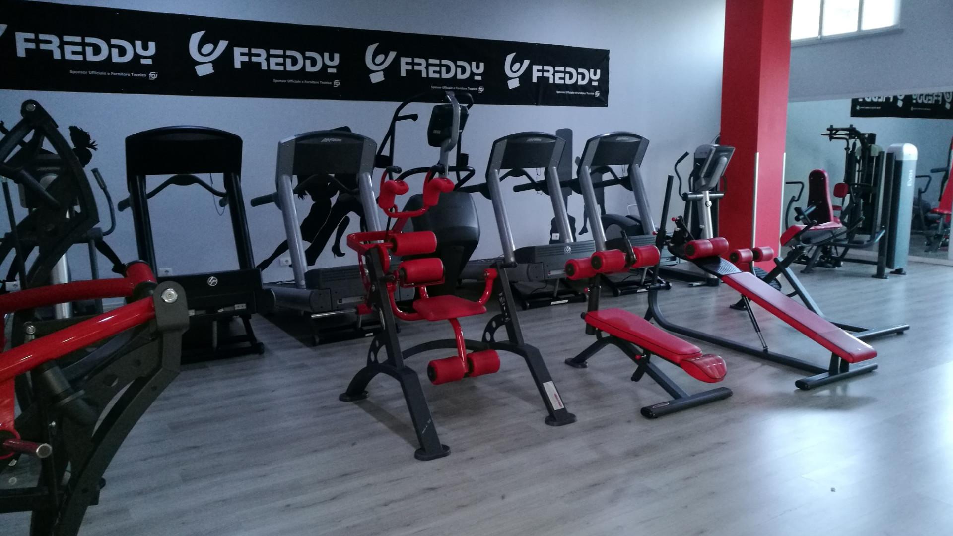 Iron Fitness  Caltagirone