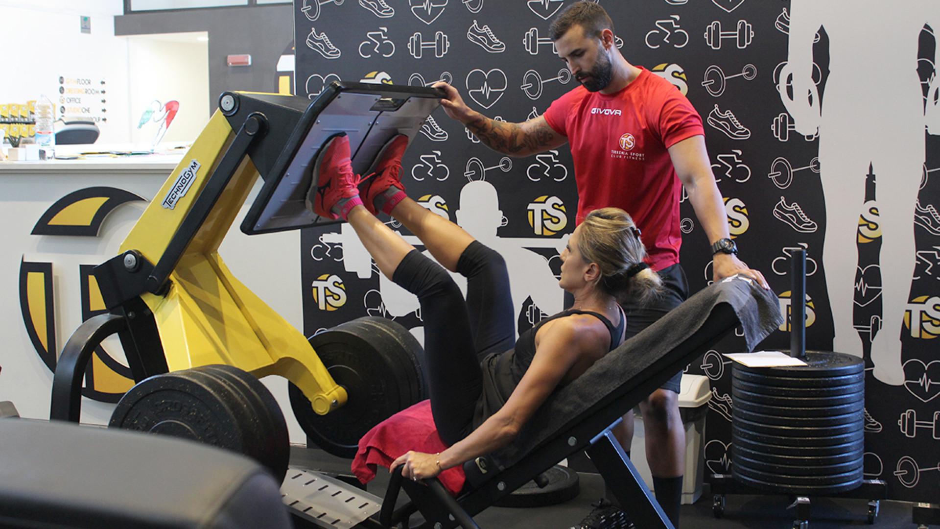Tirrenia Sport Club Fitness  orari