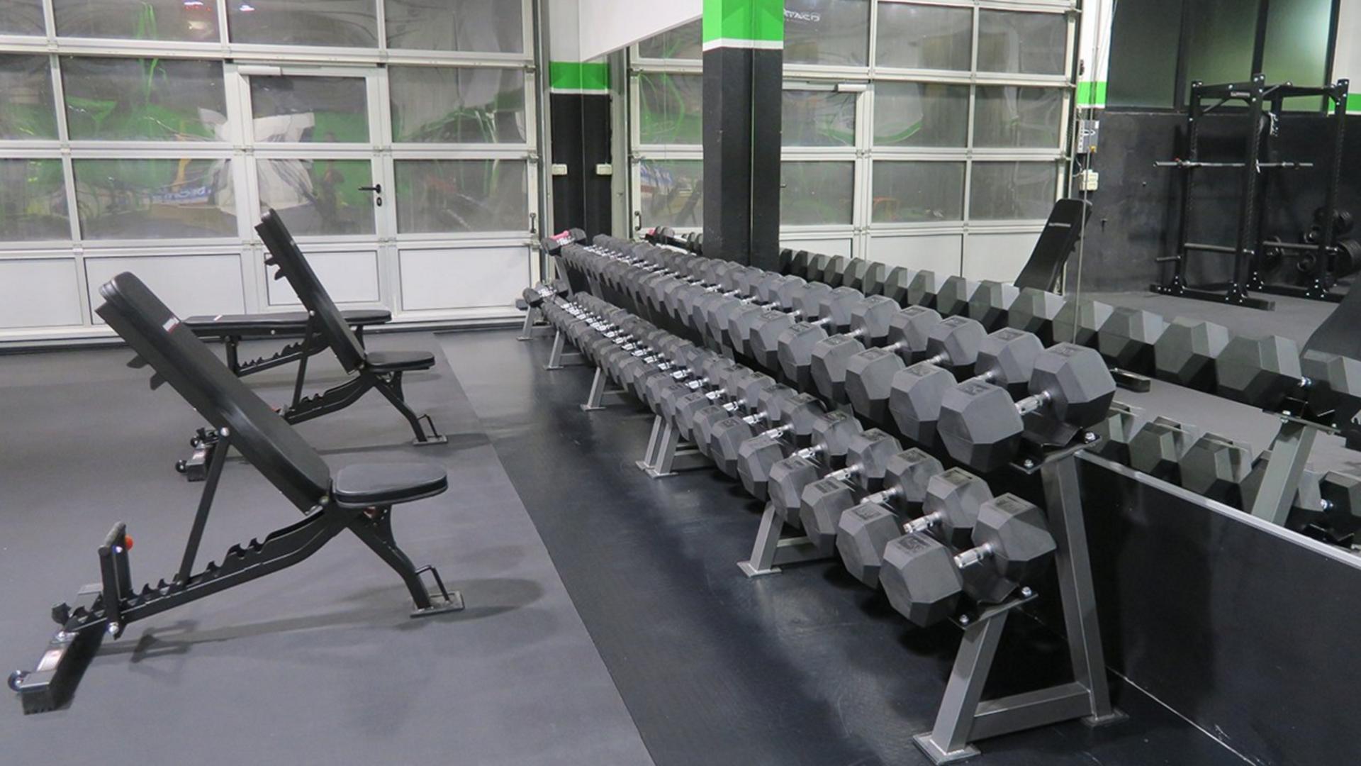Street Gorilla Gym