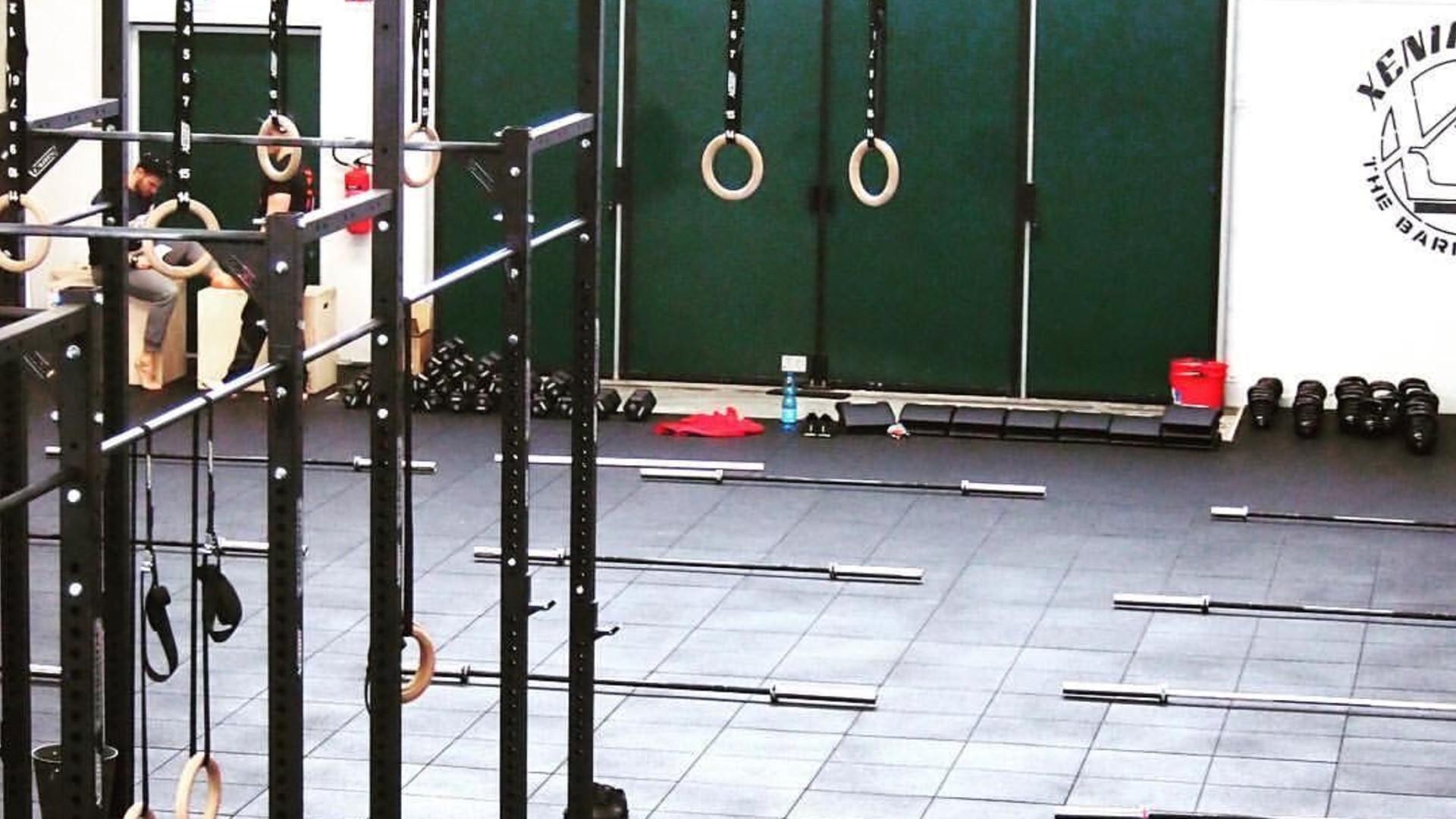CrossFit BomaYe Torino