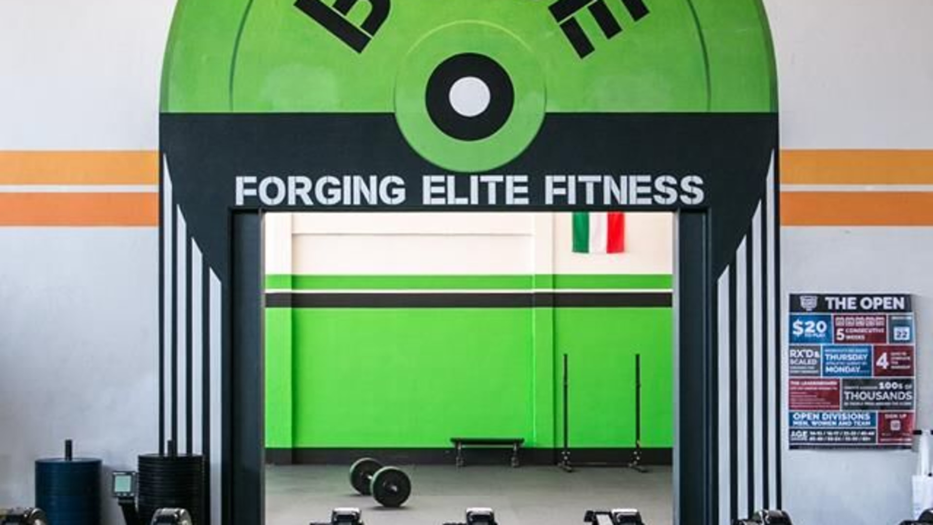 CrossFit B Side prezzi
