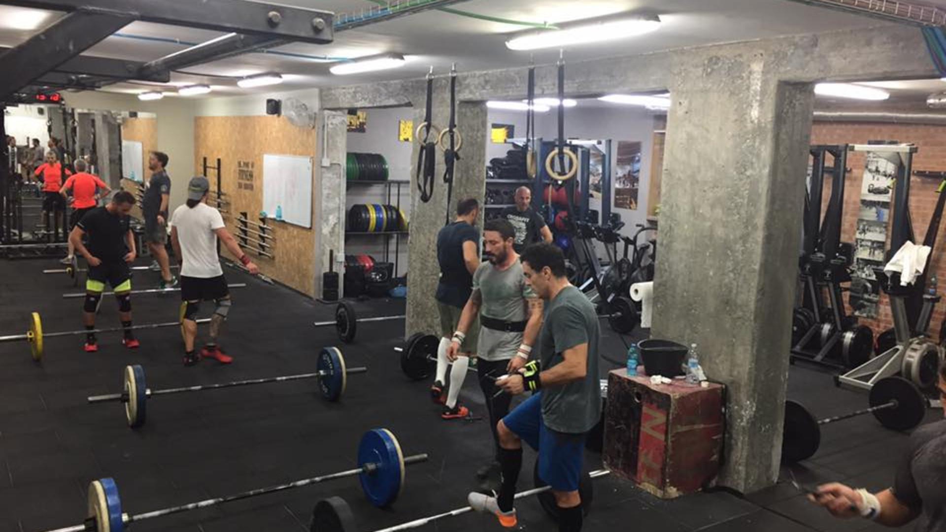 CrossFit Napoli Napoli