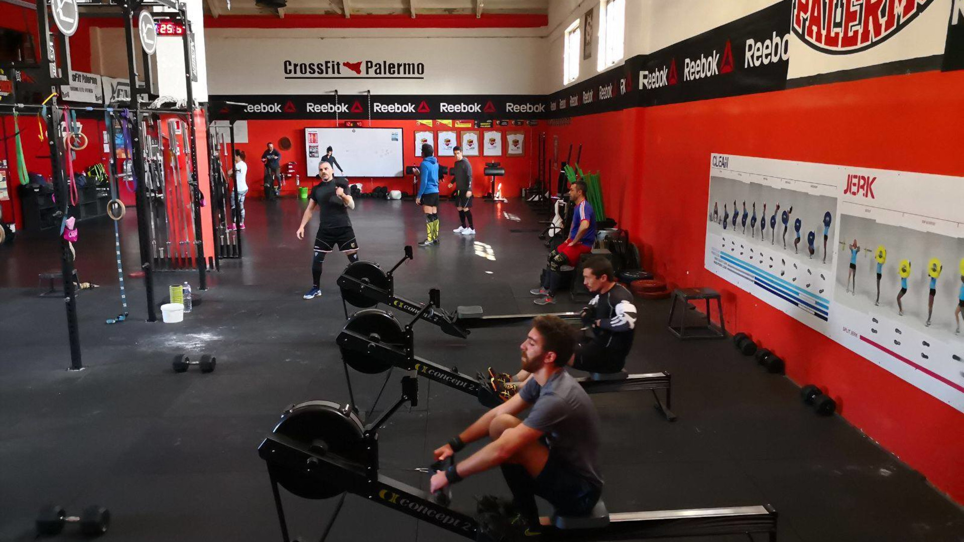 Crossfit Palermo