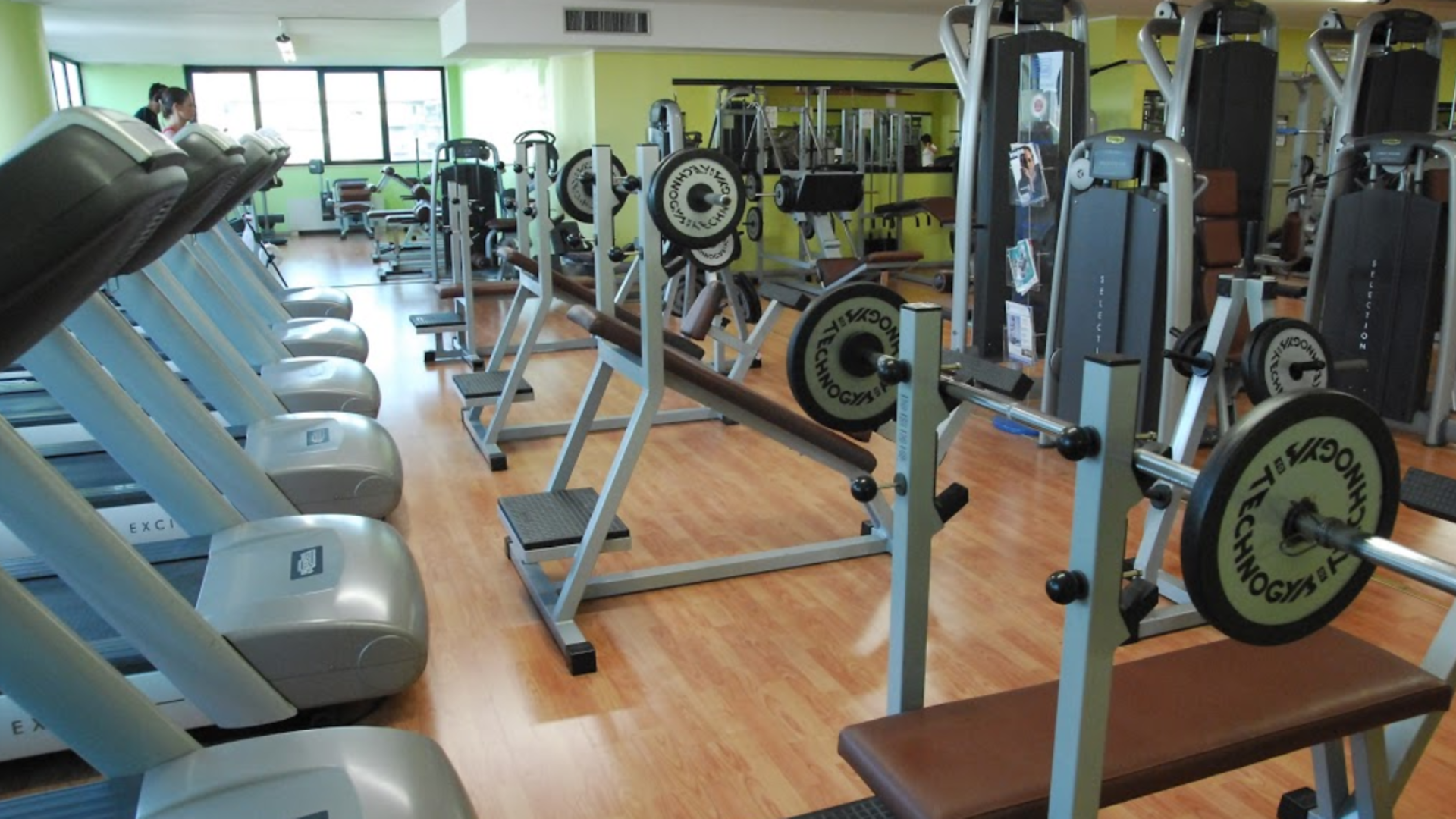 Eleven Fitness Club