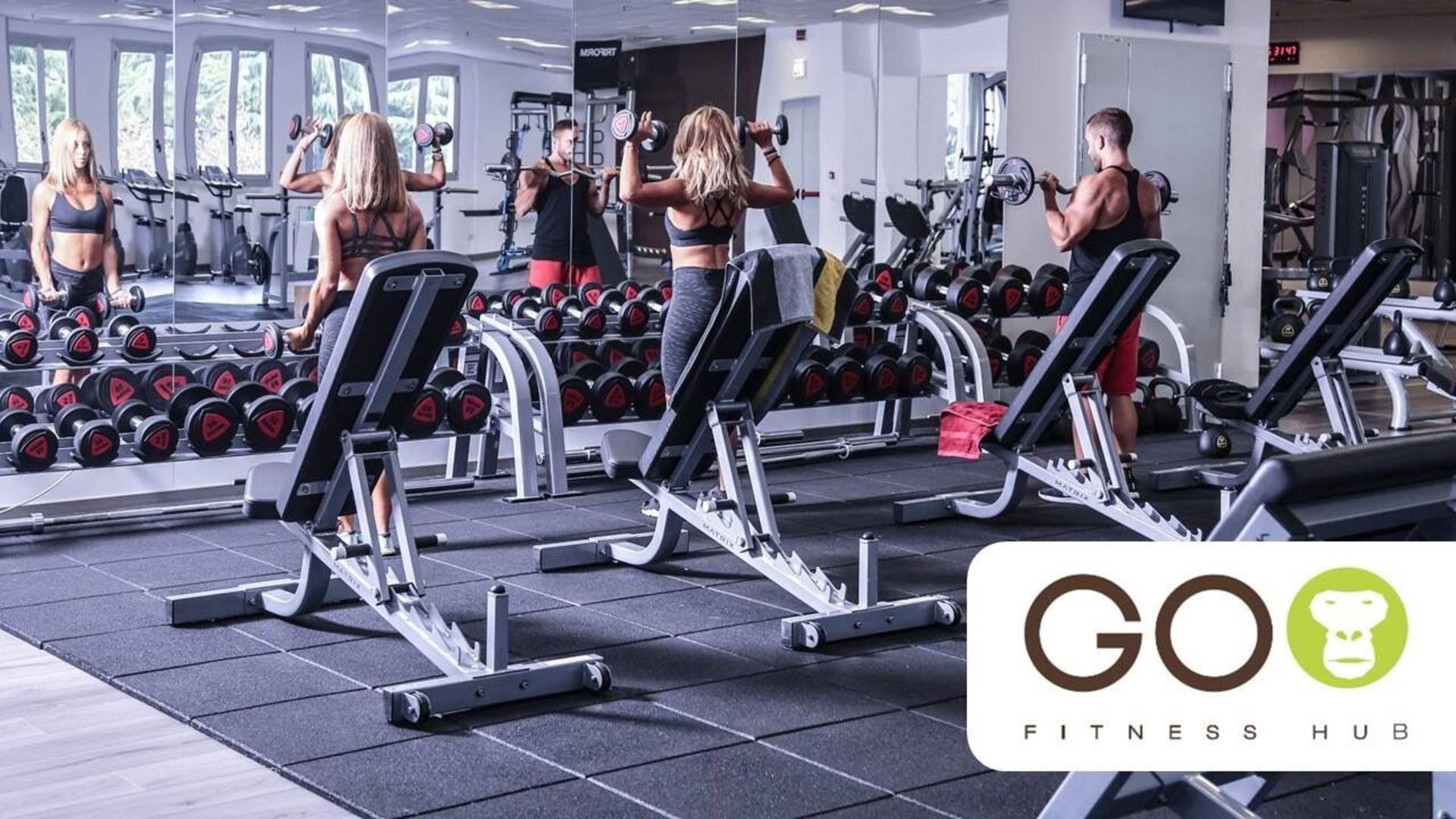 Go Fitness Hub orari