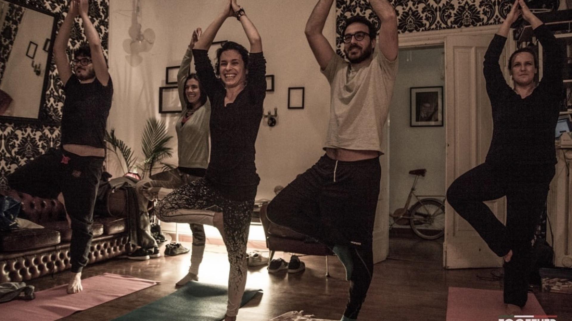 Yogassage Together