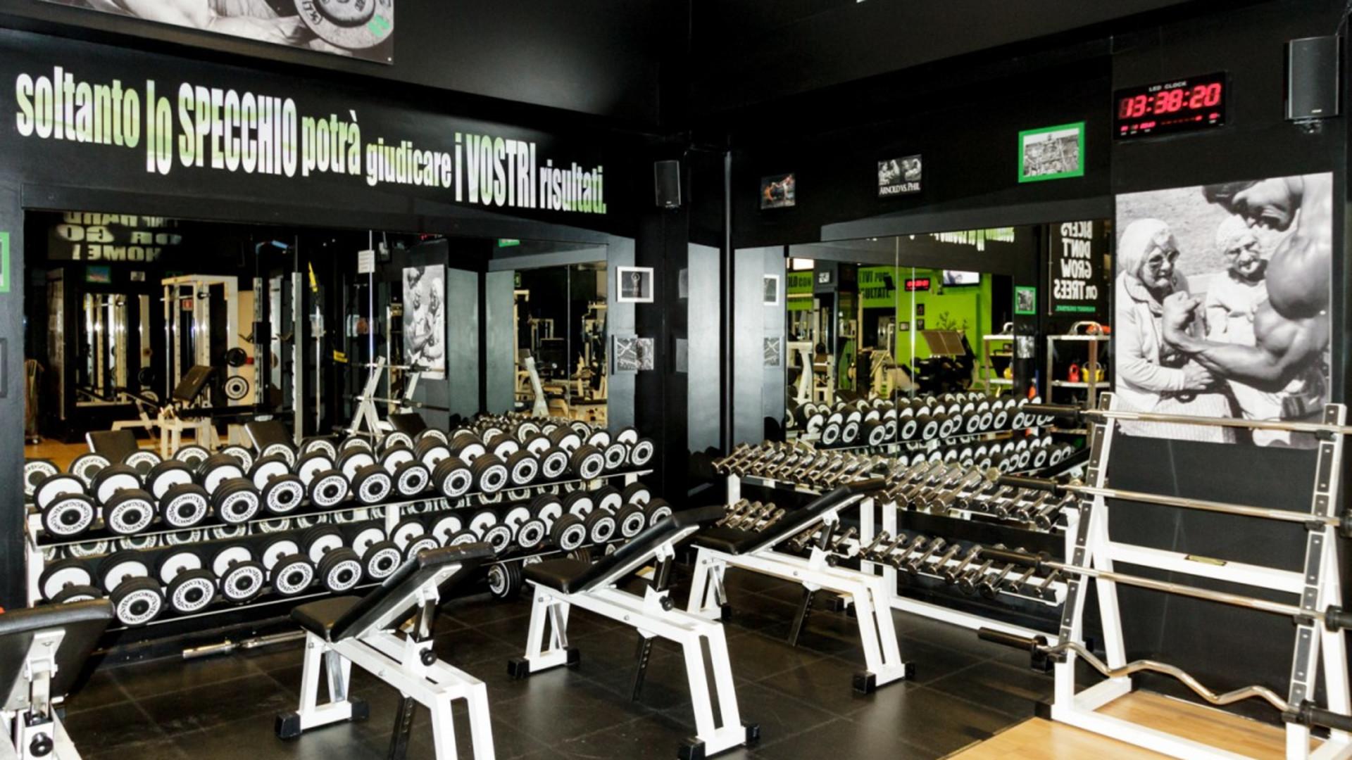 Gym Center Sondrio