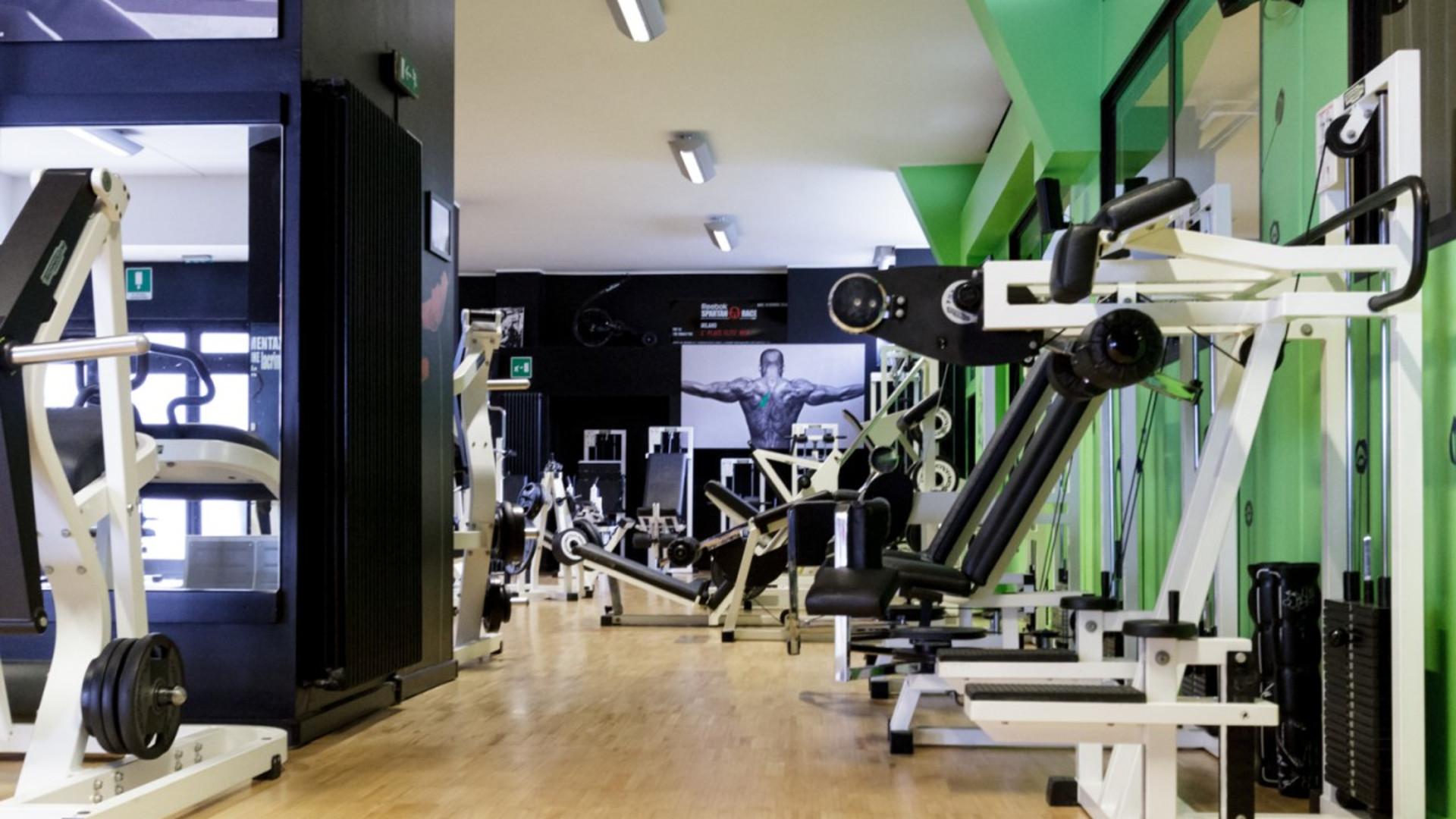 Gym Center orari