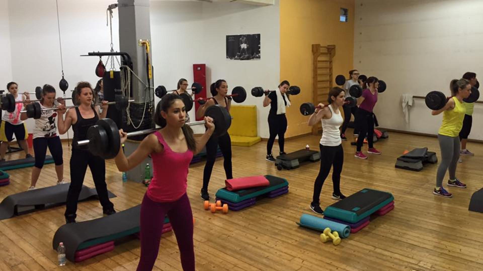 Master Gym Roma