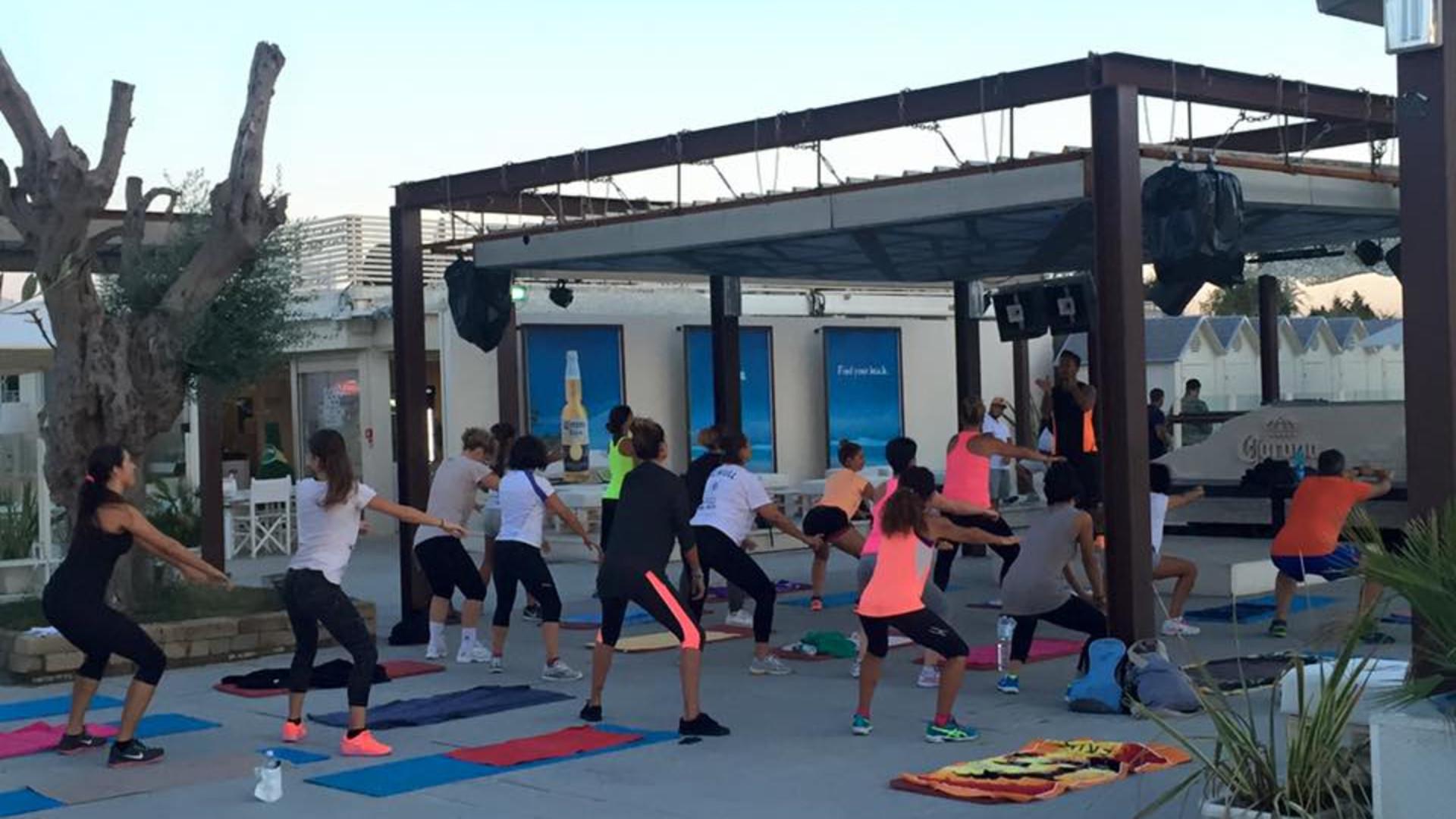 Muscle Gym orari