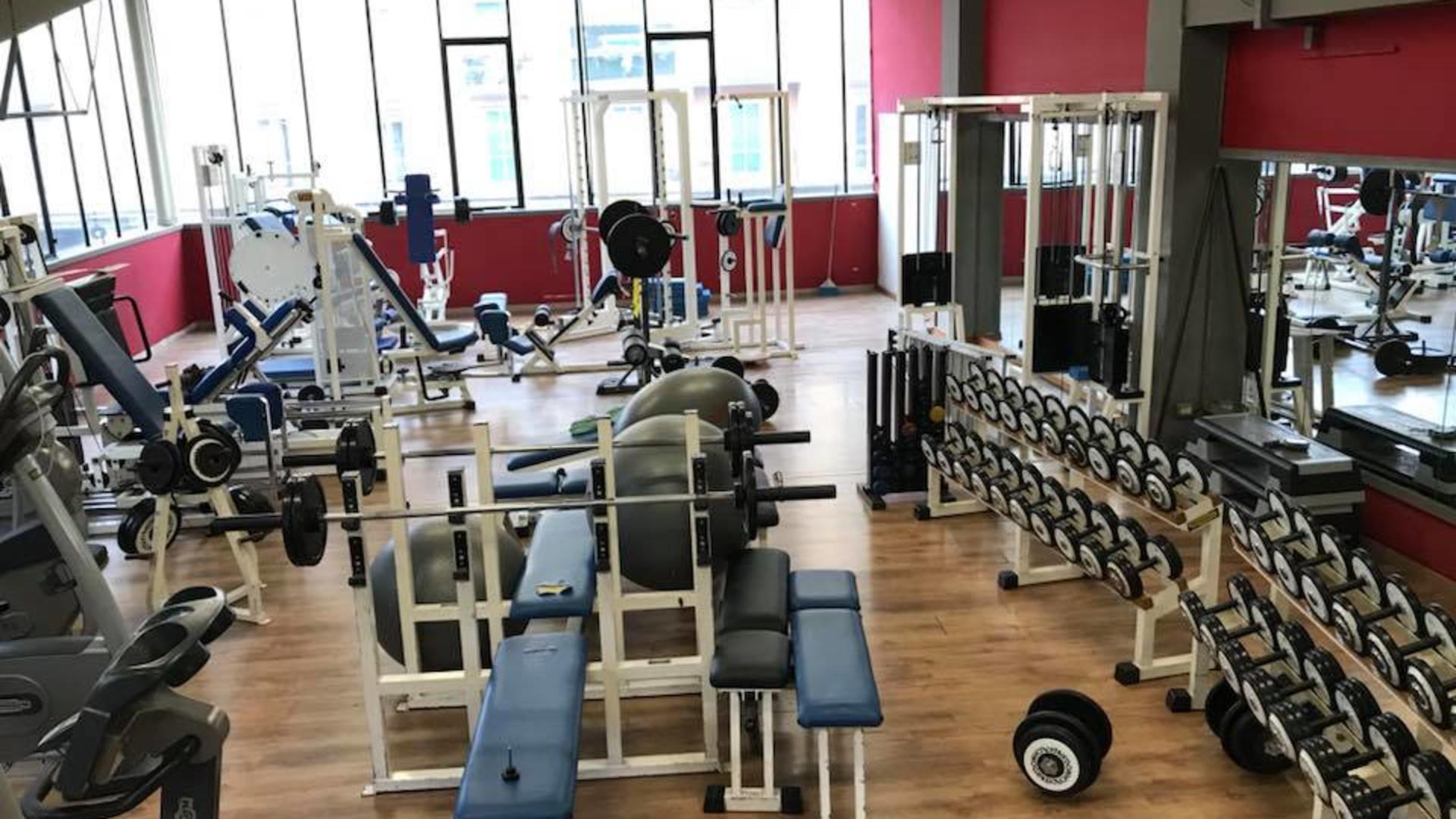 Neptune Gym