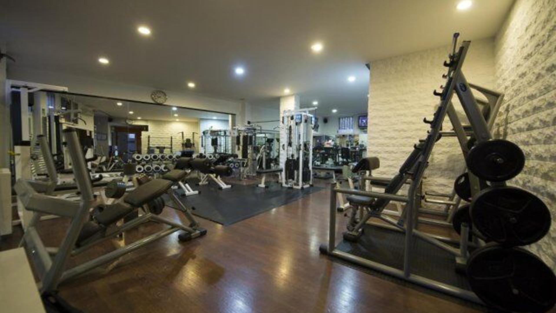 New Gymnika Fitness orari
