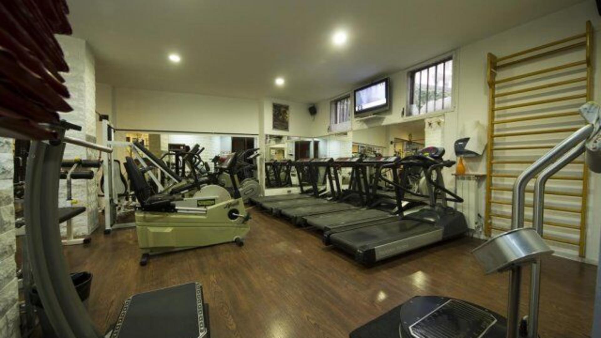 New Gymnika Fitness Milano