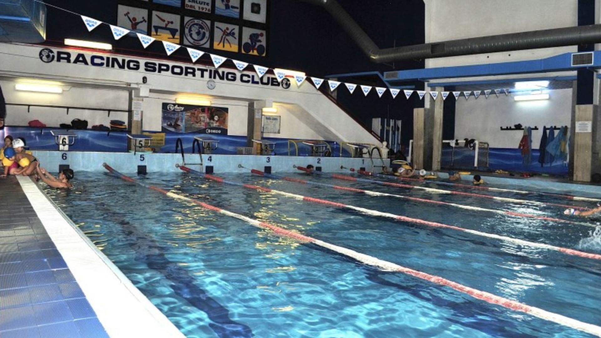 e331216c2a1a Palestra Racing Nuoto & Fitness - prezzi, orari e calendario