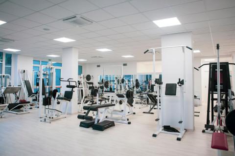 Iron Life Fitness