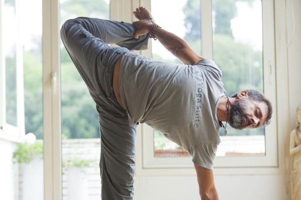 Yoga Routine serale
