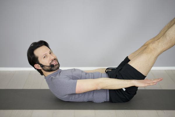Pilates Matwork 1