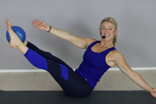 Pilates Matwork 7