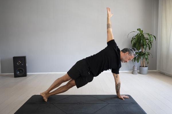 Yoga Burn Routine