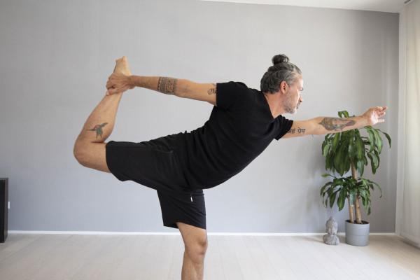 Yoga Balance Routine