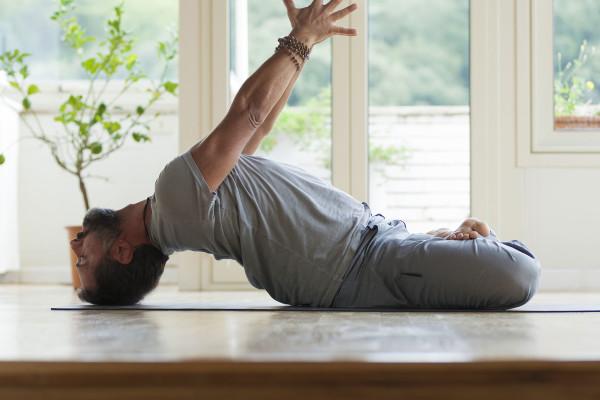 Yoga, benessere della schiena