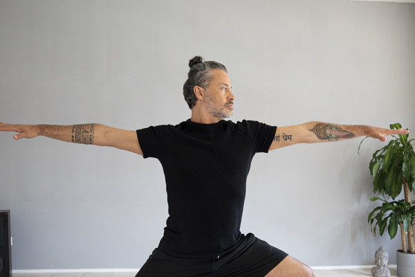 Yoga Build Routine