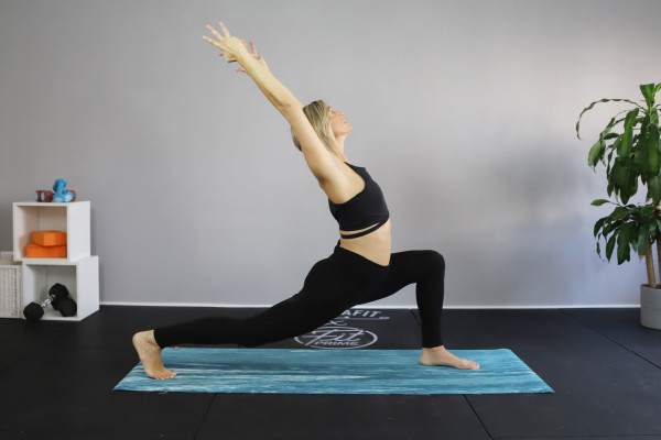 Yoga in gravidanza, secondo trimestre