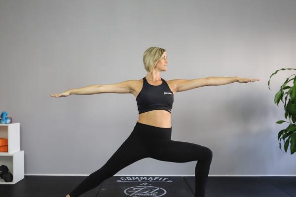 Yoga in gravidanza, 2° trimestre
