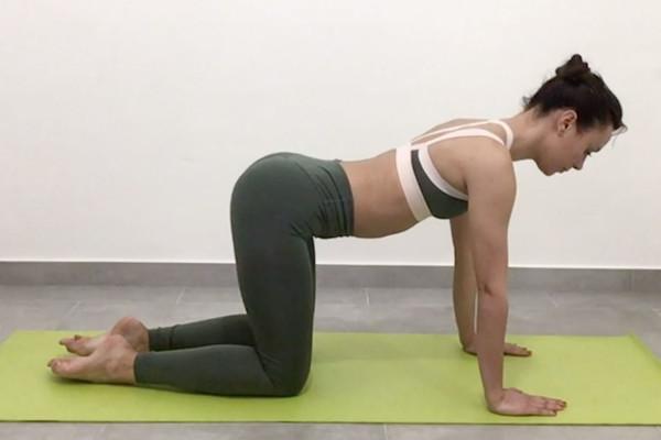 Mobilità per la schiena