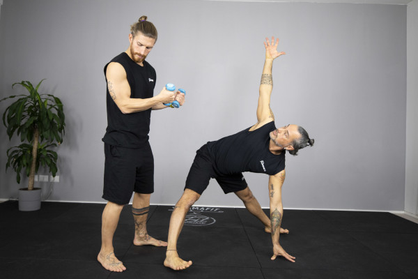 Yoga mobility and functional strength