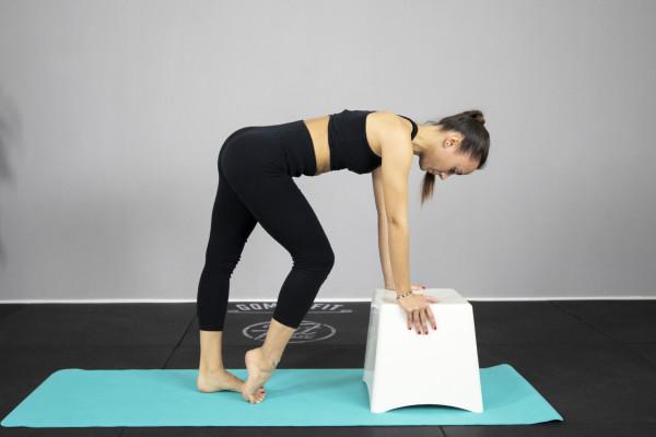 Migliora la mobilità delle caviglie