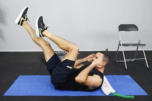 Strong upper body