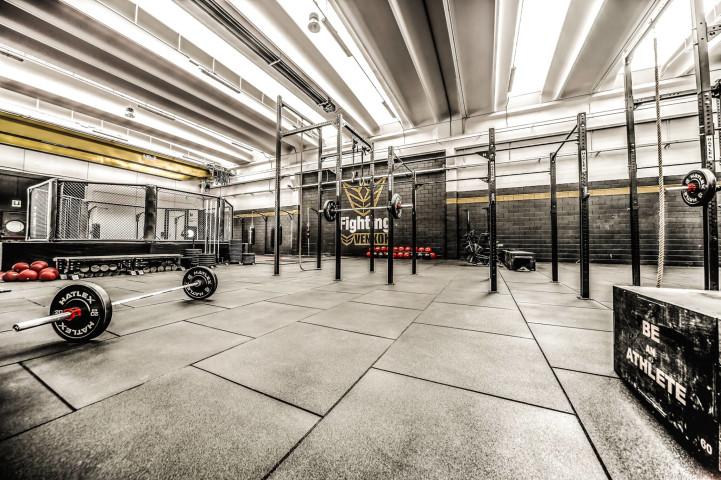 Palestra CrossFit Venkon Bergamo