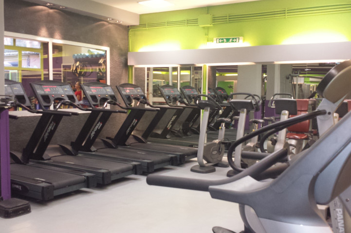 Palestra Crunch Fitness Club Roma