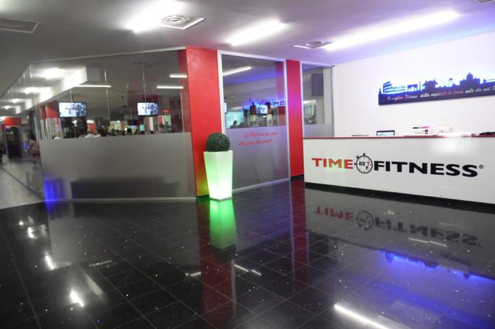 Palestra Capital Fitness Tuscolana Roma