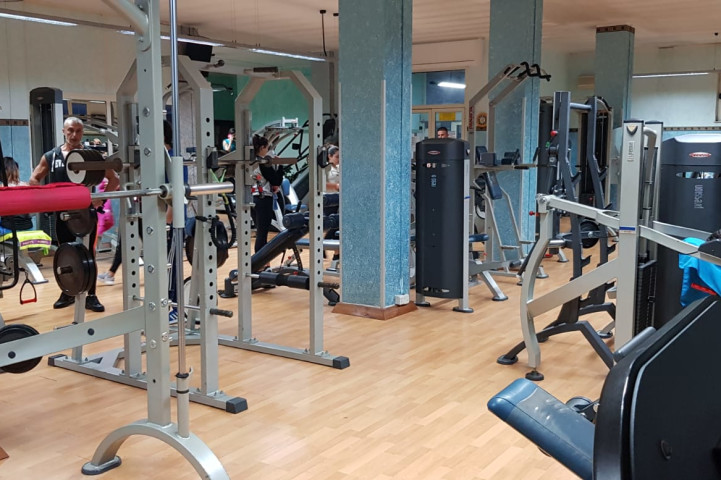 Palestra New Center Sport  Cagliari