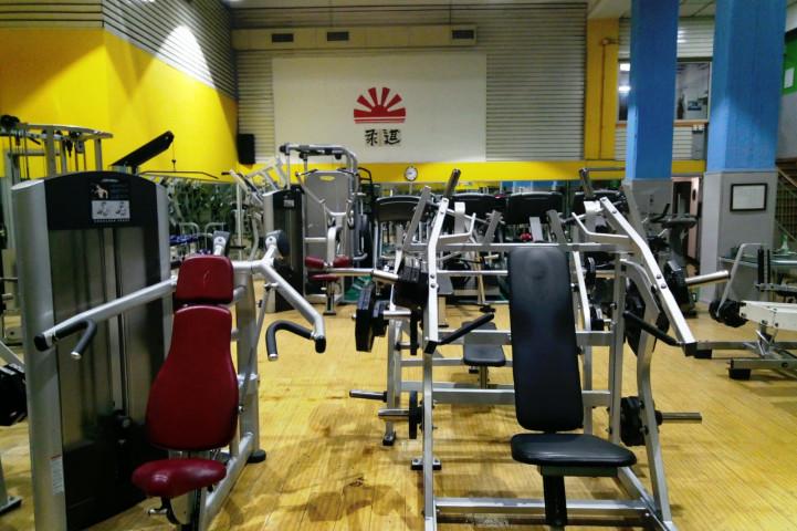Palestra Tusculum Sport Center  Roma