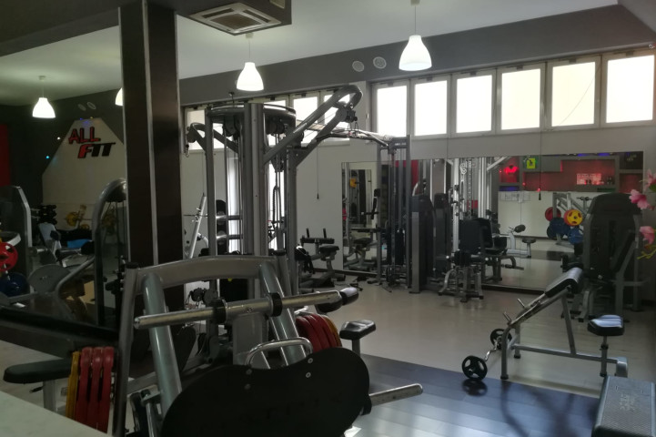 Palestra All Fit Maddaloni Caserta