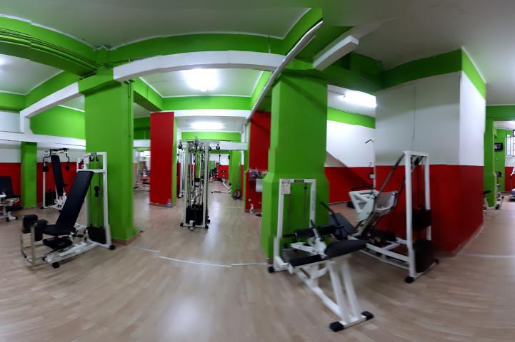 Palestra Dynamic Fitness Messina