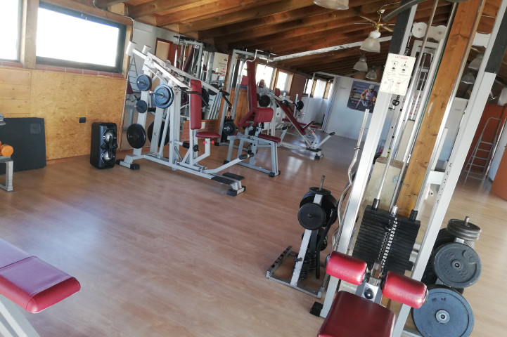 Palestra Power Gym Niscemi Caltanissetta
