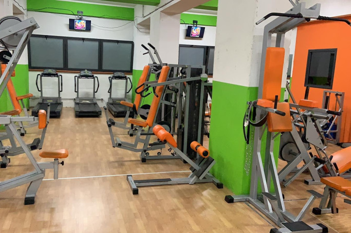 Palestra Total Fitness 24 Messina