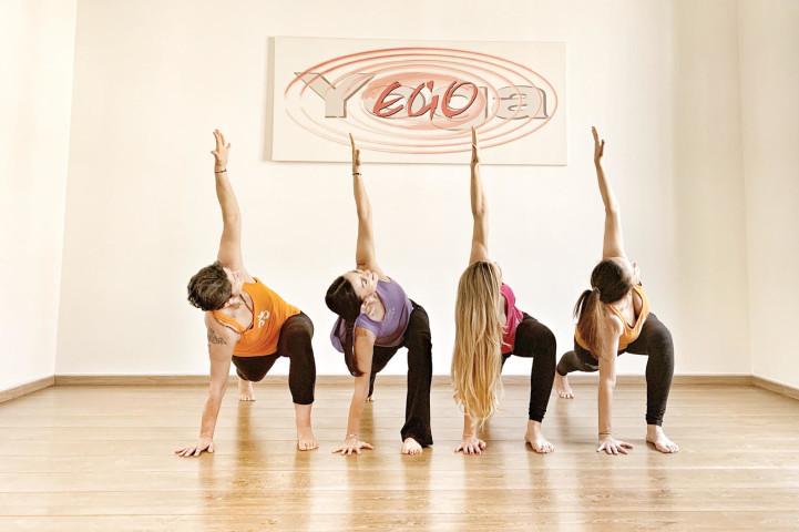 Palestra Ego Yoga Roma