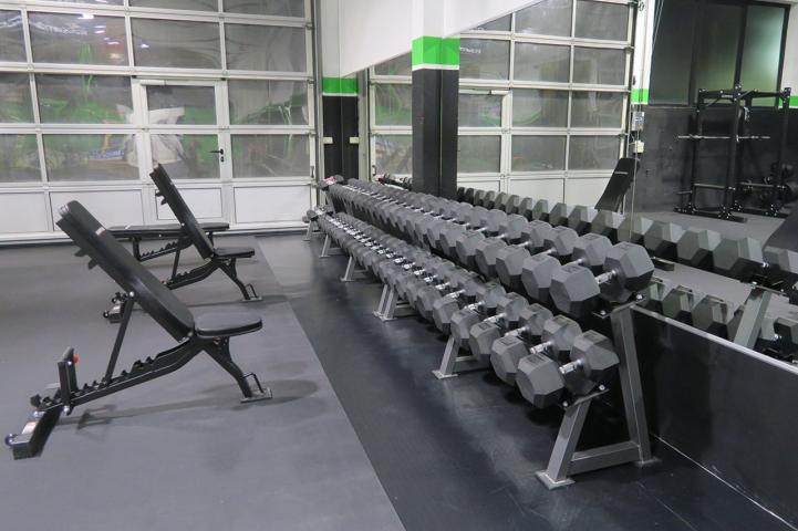 Palestra Street Gorilla Gym Milano