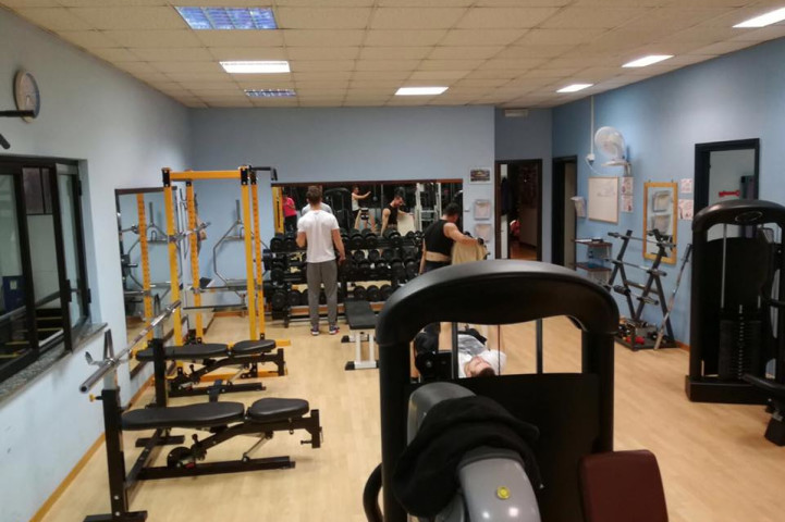 Palestra TM Gym Fitness Novara