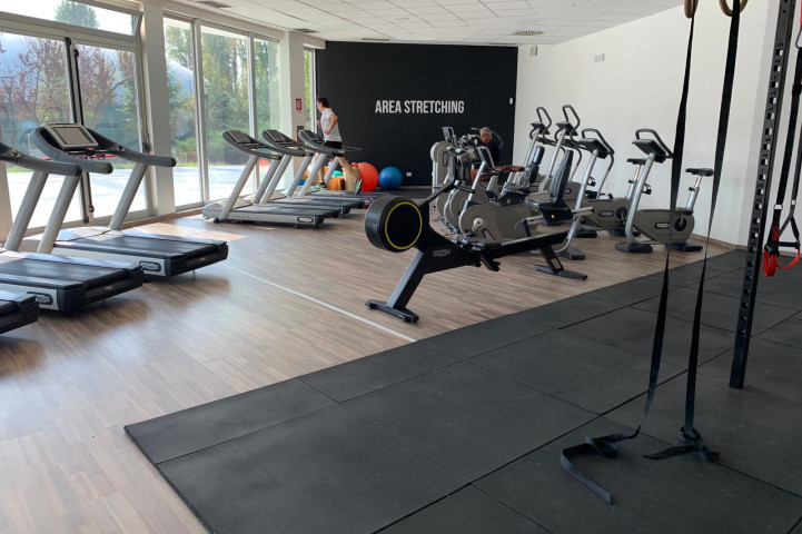 Palestra Palafitness Junior Club Bologna