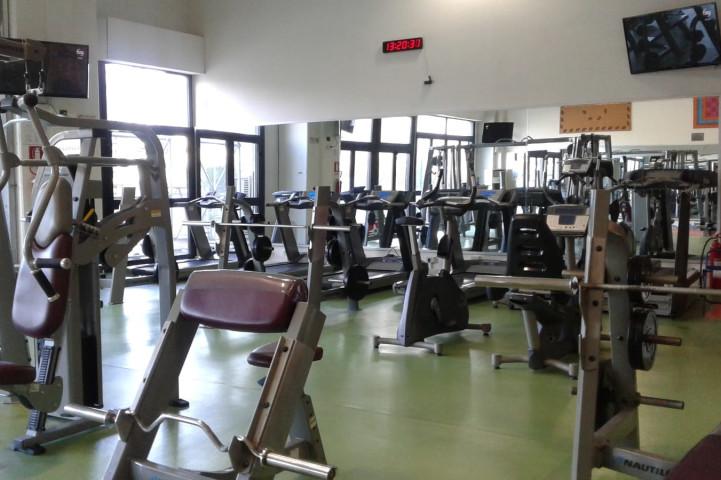 Palestra Body Lab Club Spa Isernia
